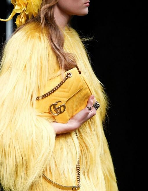 Gucci-Yellow-Marmont-bag