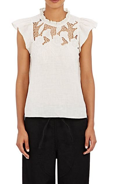 Ulla Johnson lace top
