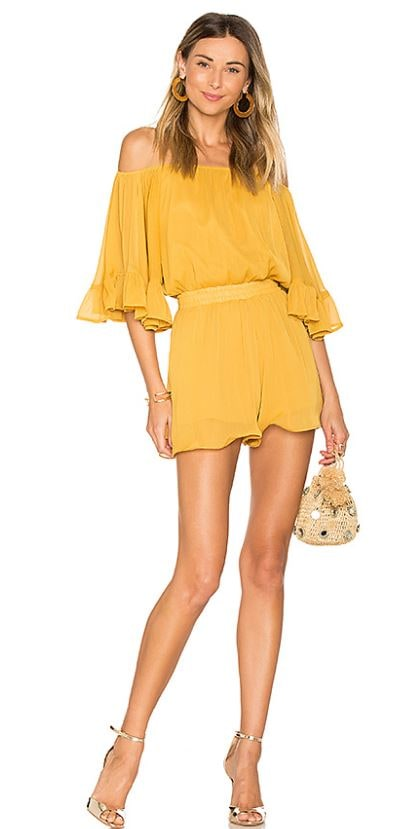 Endless Rose Yellow Dress