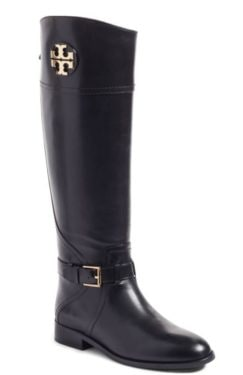 Tory Burch riding boots sale