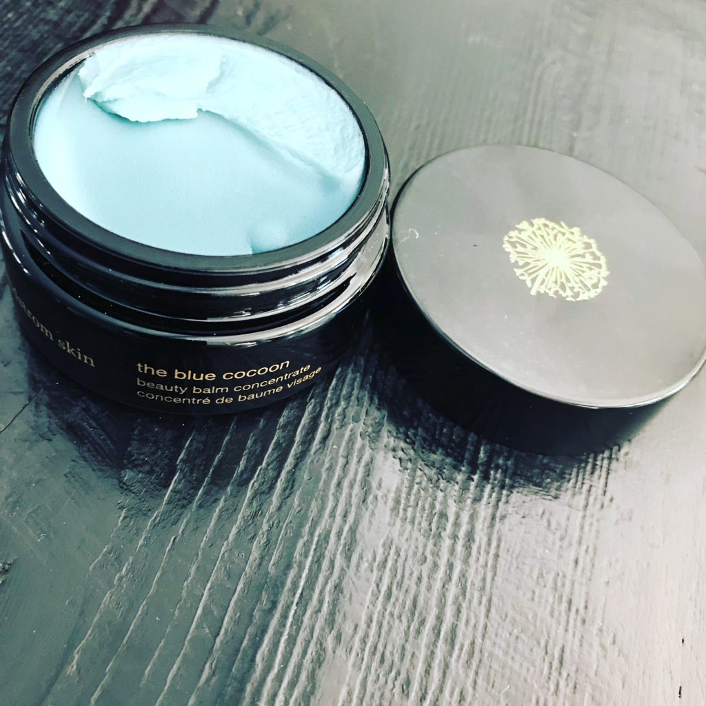 The Blue Cocoon balm