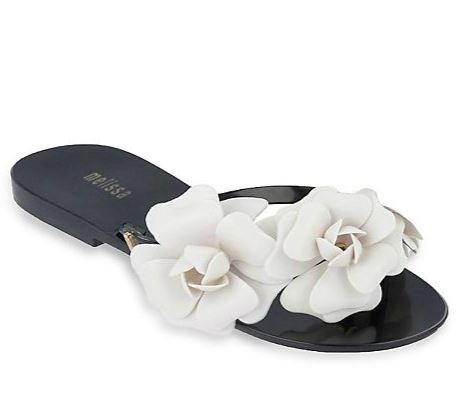 d6563f14a453 Melissa Floral Chanel like Sandals for Summer - Shopping and Info