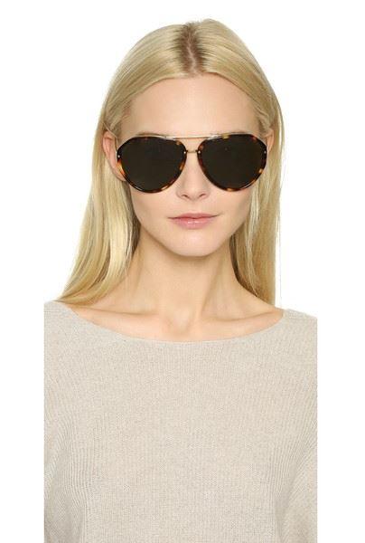 linda-farrow-aviator-sunglasses