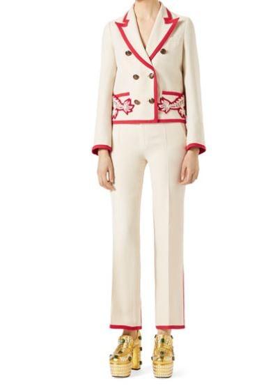 Gucci as elvis jacket