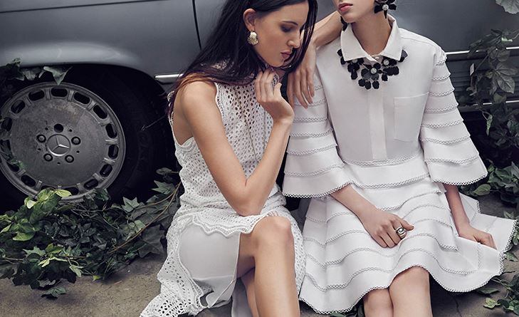 Saks Stock up for Spring Sale