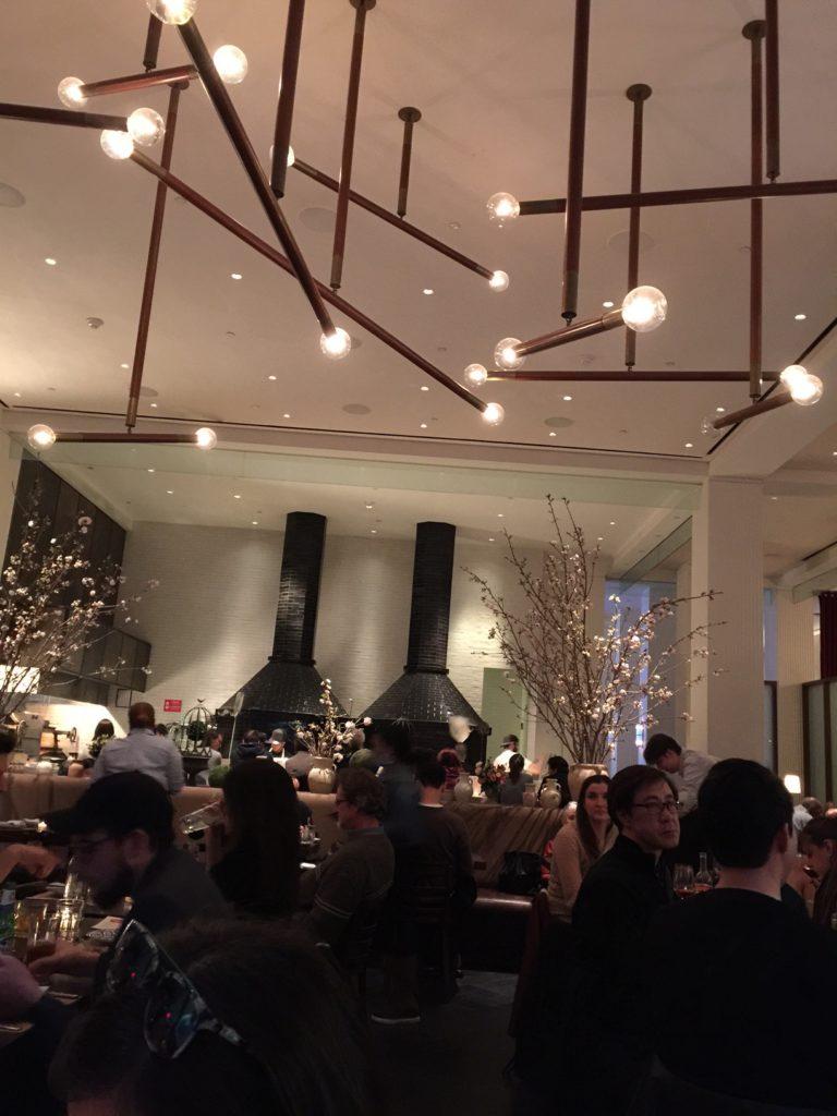 Marta Restaurant NYC