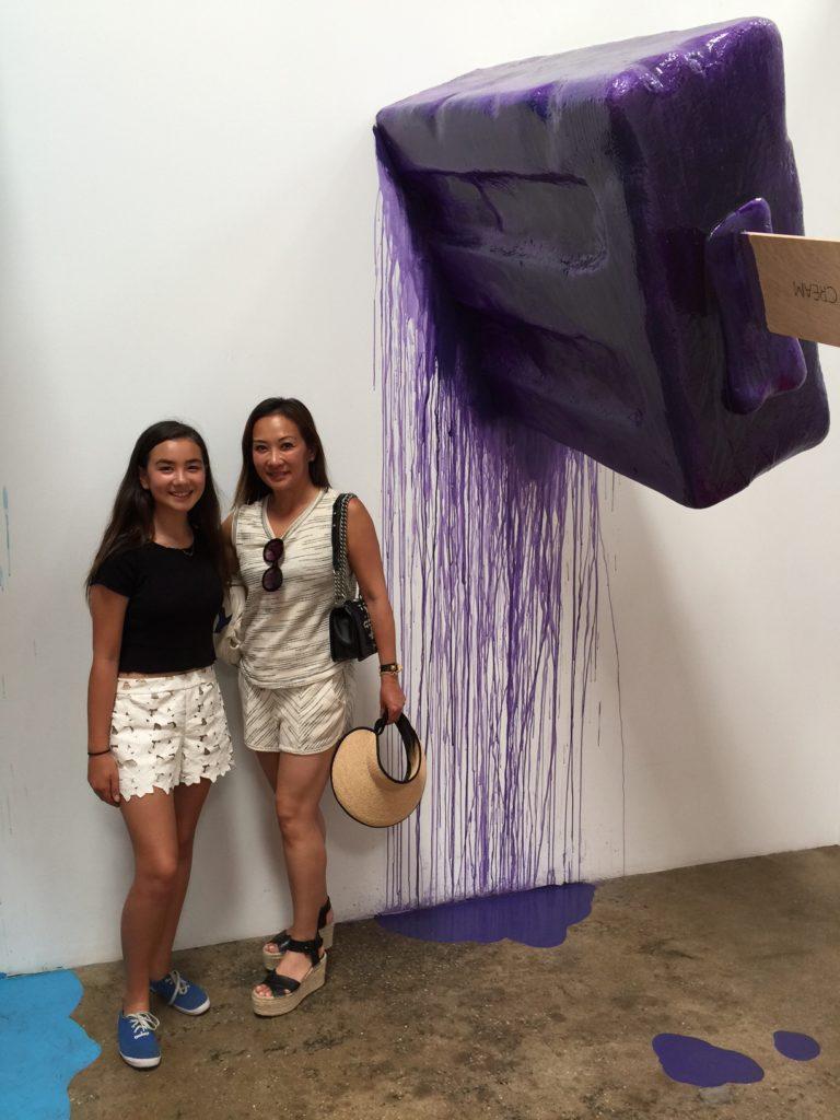 Alice + Olivia Amaris lace shorts