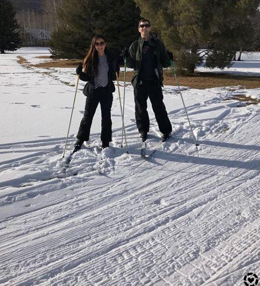 Columbia ski pants for ski trip to Park City