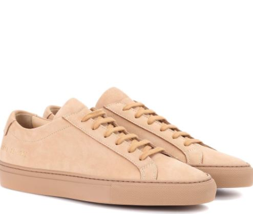 Common Projects Achilles Suede sneakers sale
