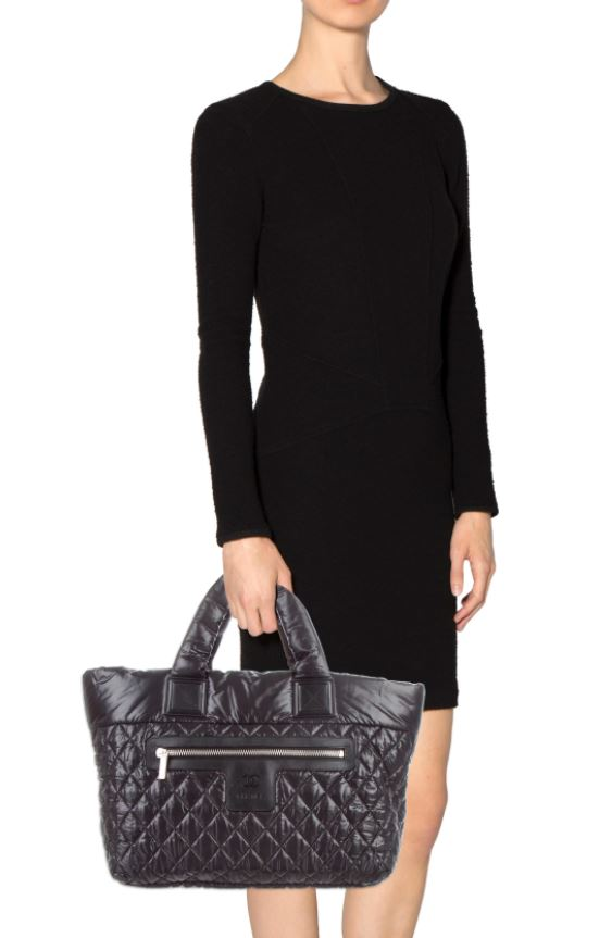 Chanel Cocoon Large Tote Bag for less