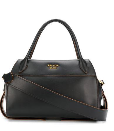 Prada bowling bag sale for 30% off