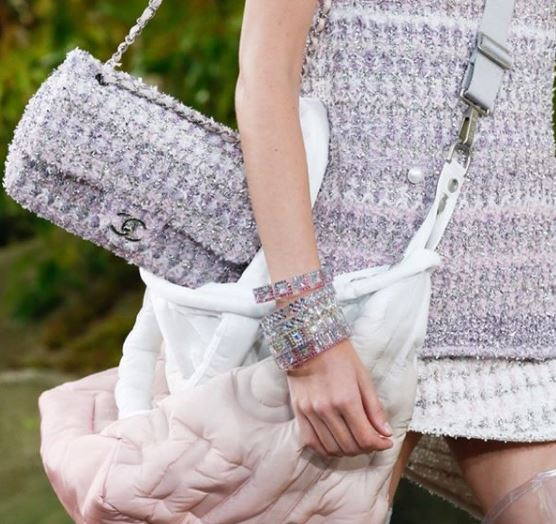 Chanel Lavender Spring 2018 Bag Collection Shopping And Info
