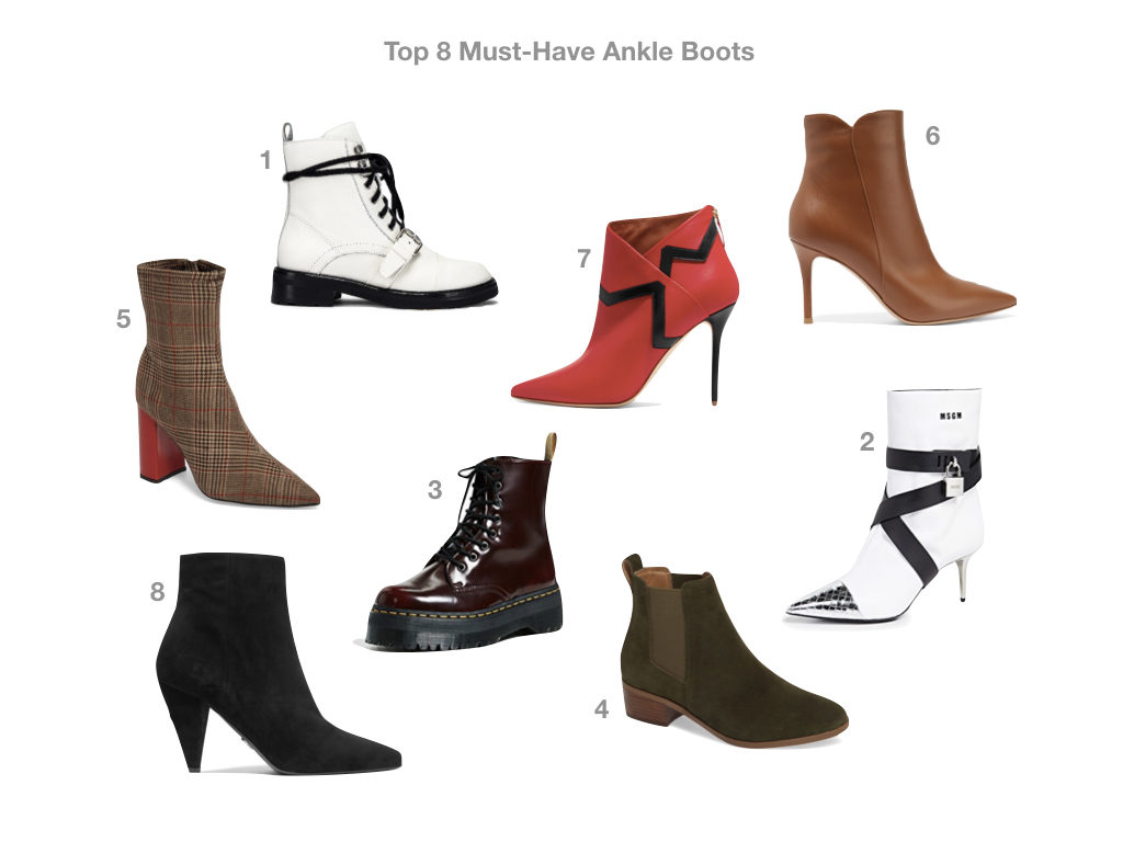 5079dbf3c82 Top 8 Must-Have Ankle Boots - Shopping and Info