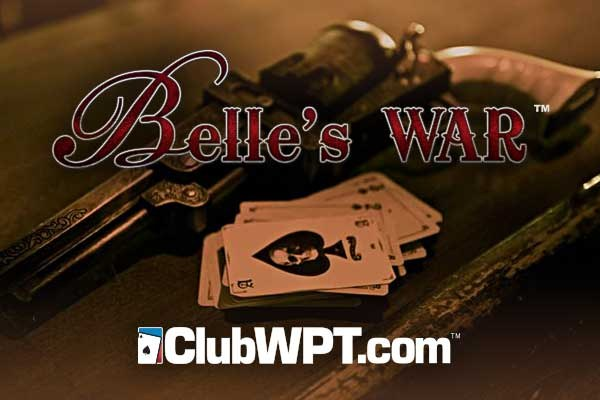 Belleswar World Poker Tour and Belles War Game on Television Together