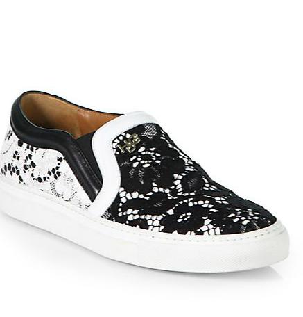 Lilac Flat Shoes