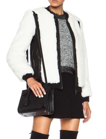 Faux Fur Pam Gela Jacket Faux Fur Coats Trends for Fall