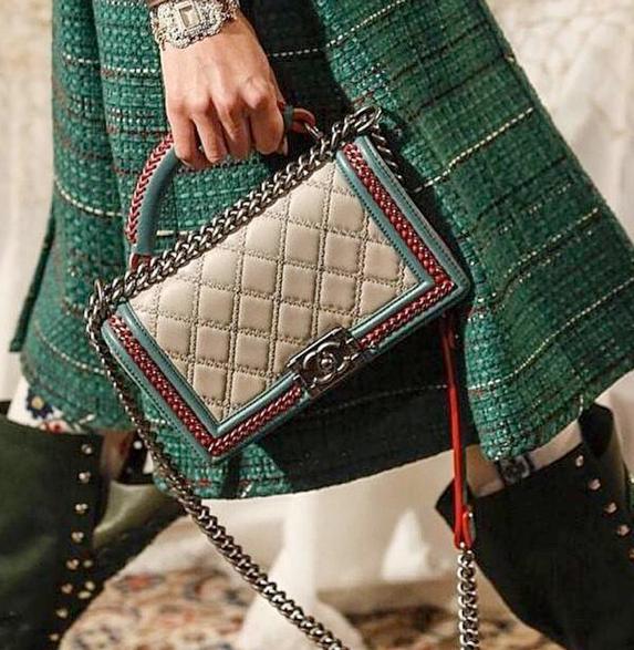 Chanel Bags Pre Fall 2014 Chanel Boy Bag 2015 Fall