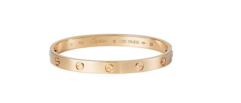 Cartier Rose Gold Bracelet Cartier Rose Gold Love Bracelet