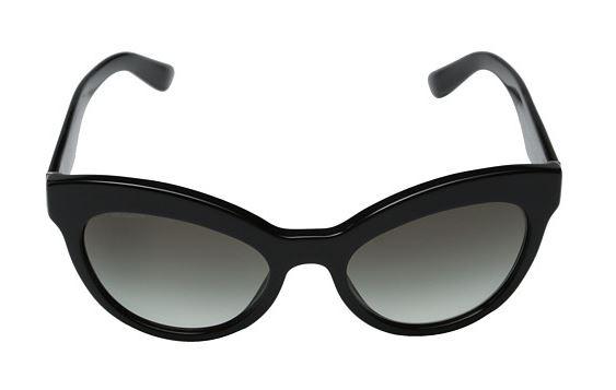 Prada sunglasses Prada Black Cat Eye Sunglasses for Spring 2015