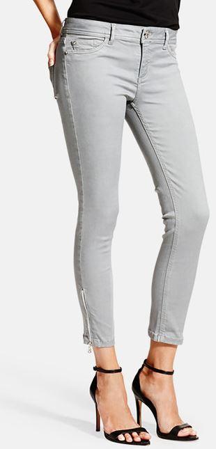 DL1961 Florence cropped denim jeans sale DL1961 Florence Grey Crop Jeans on Sale