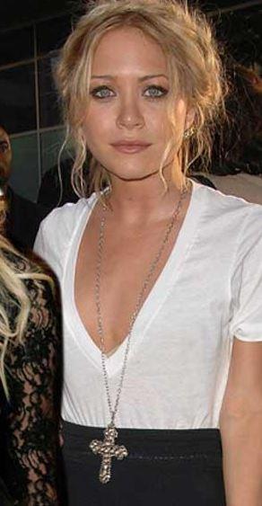 Olsens tee shirt Kim Kardashian V Tee Shirt