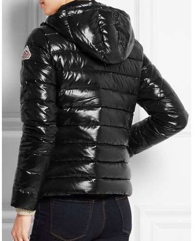 Pyrenex-black-hood-puffer-jacket
