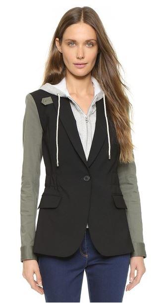 Veronica-Beard-hooded-blazer-jacket