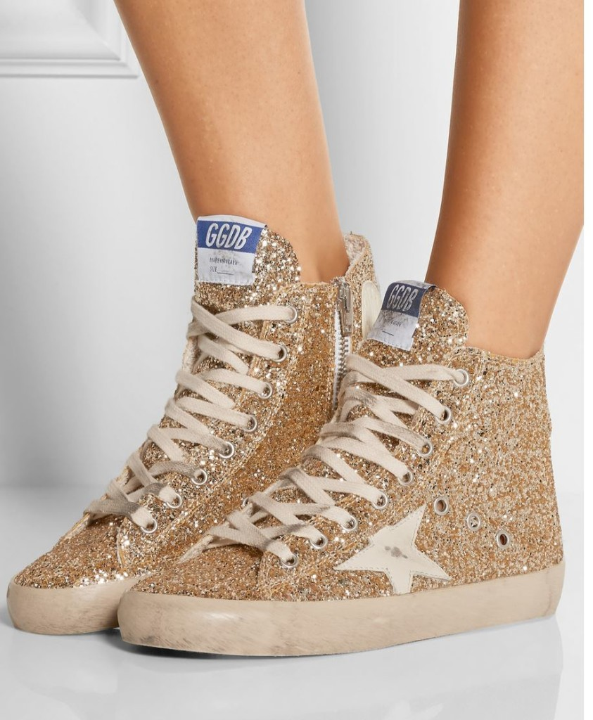 Golden-Goose-Deluxe-Brand-Glitter-high-top-sneakers