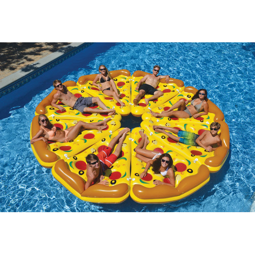 8-Piece-Complete-Pizza-Pool-Float-Set-90645-08