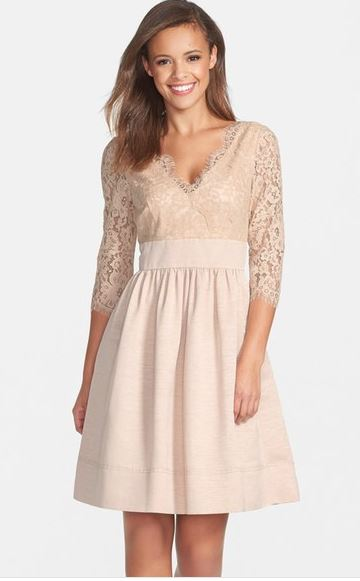 Eliza-J-Faille-Dress