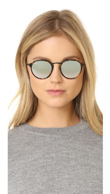 Ray-Ban-mirrored-sunglasses