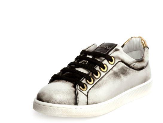 Kenzo-Metallic-Sneakers