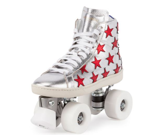 Saint-Laurent-Roller-Skate-Sneakers