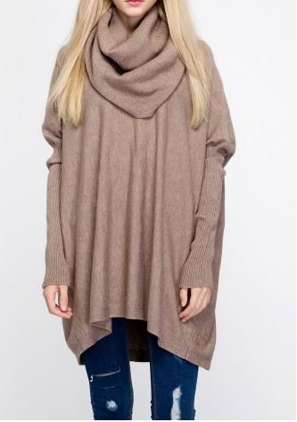 camel-cowl-neck-sweater