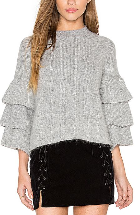 endless-rose-exagerrated-sleeve-sweater