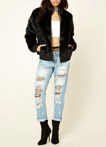 faux-fur-bomber-jacket