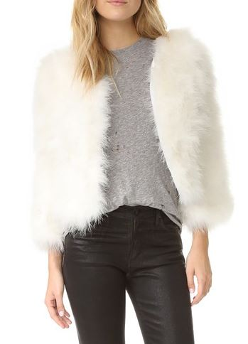 white-feather-jacket