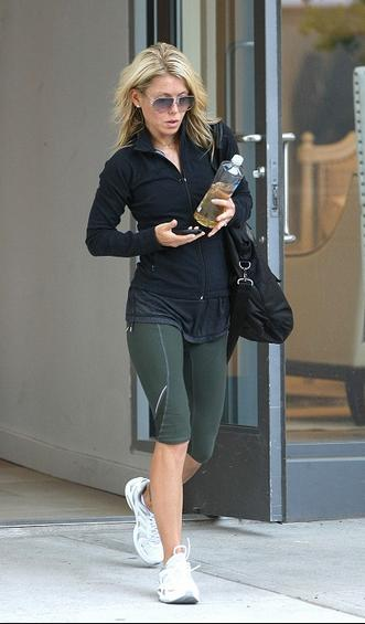 Kelly Ripa Exercise and Diet Routine - Shopping and Info