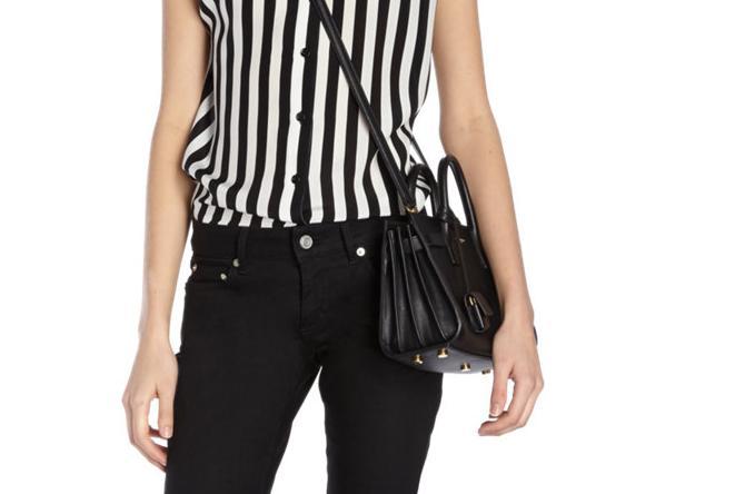 41ff998530a Saint Laurent MINI Sac Du Jour Bag - Shopping and Info